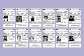 Mujeres y niñas desaparecidas en Puerto Rico