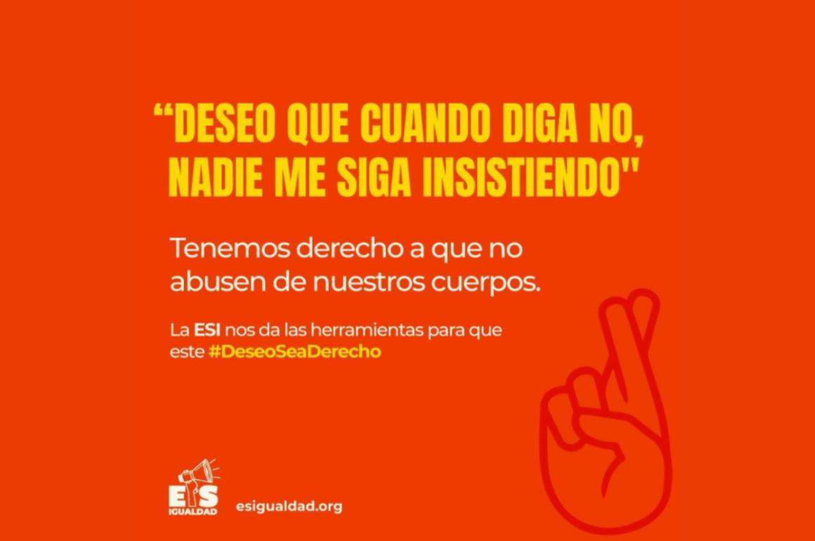 Deseo Igualdad Amnistía Internacional