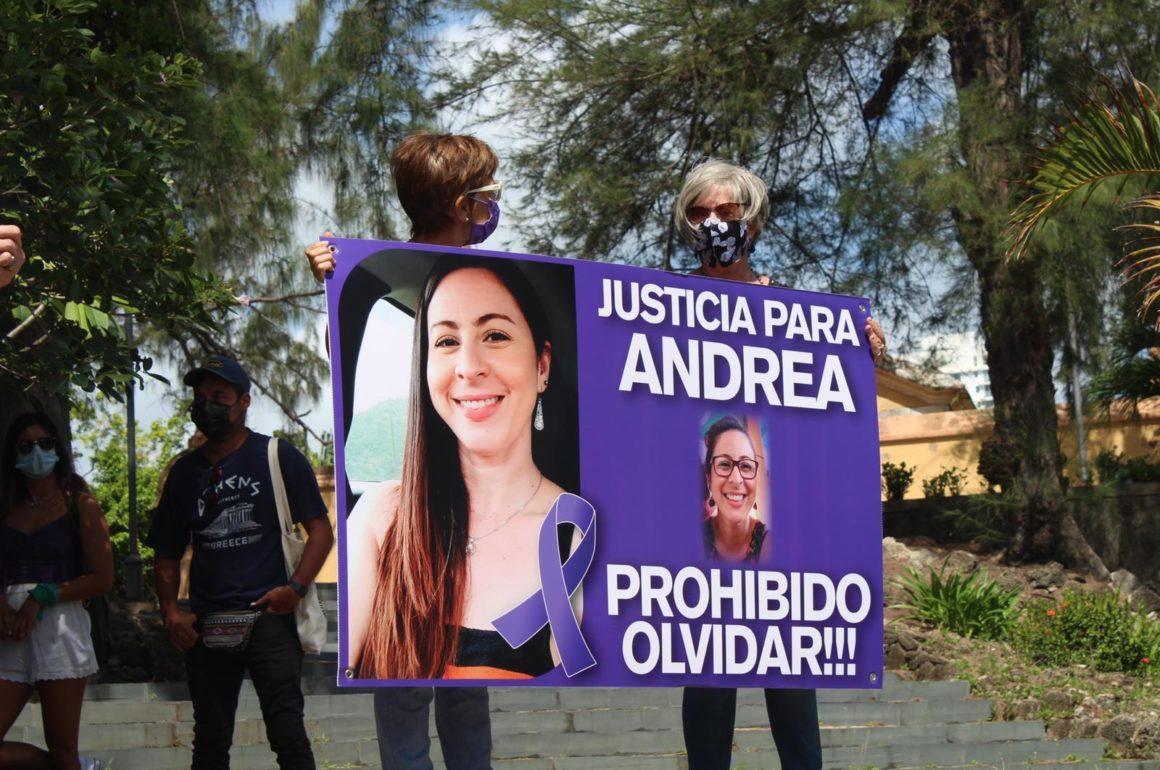"""Familiares de Andrea Ruiz Costas ante el Tribunal Supremo: """"Honrémosla haciéndole justicia"""""""