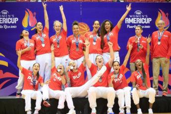 Selección Nacional de Puerto Rico gana plata en AmeriCup 2021