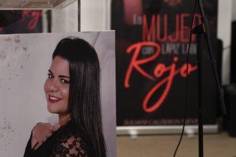 Libro Suliani Calderón Nieves, La mujer con lápiz labial rojo