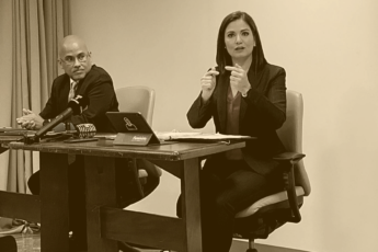 Maite Oronoz Rodríguez presenta informe preliminar de Grupo de Trabajo en Casos de Feminicidios